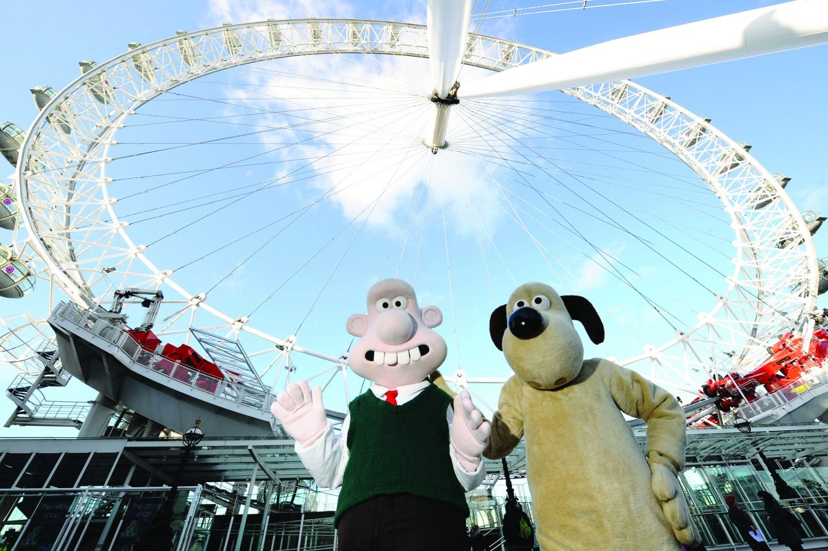 Wallace and Gromit: The Restored Shorts at the BFI ...
