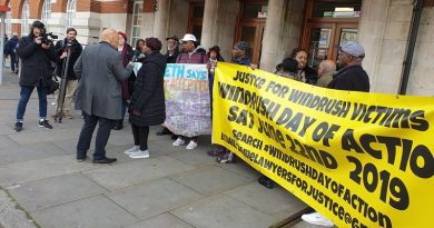 Windrush claimants still waiting for compensation