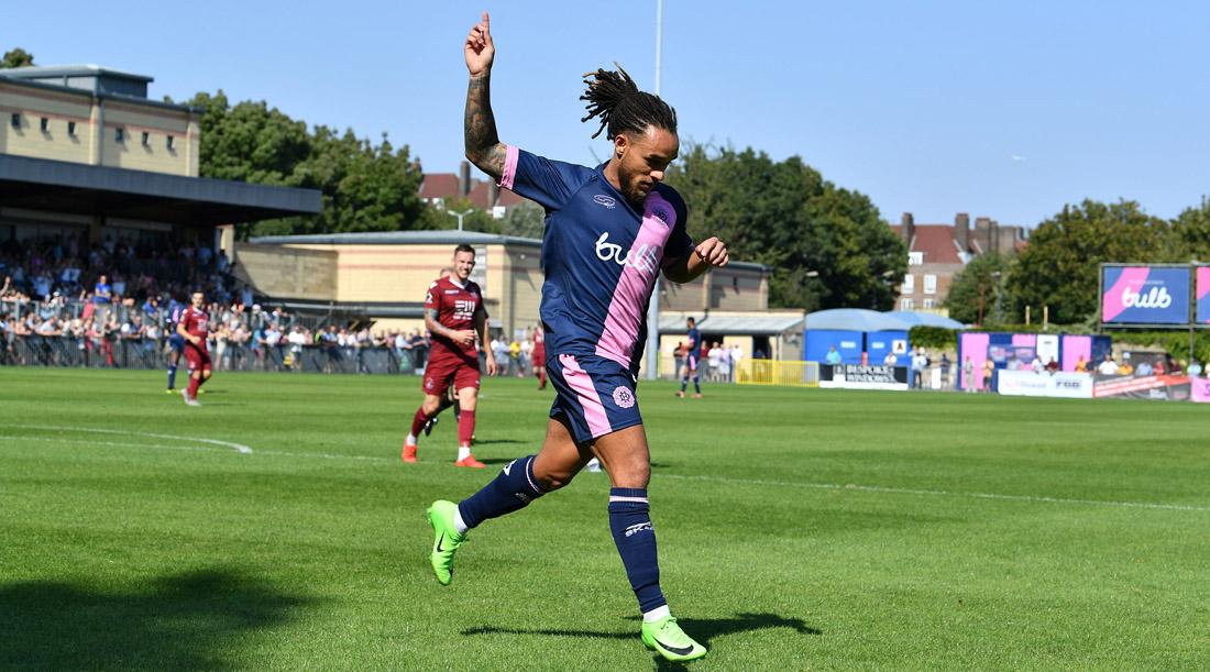Dulwich Hamlet boss Rose on return of Coventry attacker Reise ...