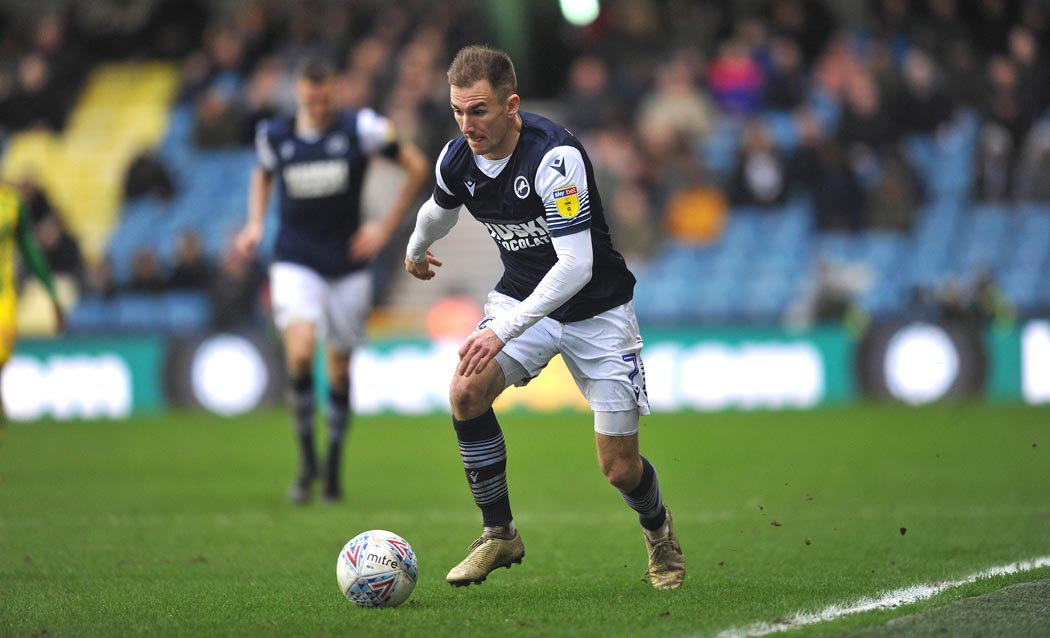 Jed Wallace: Millwall's players believe we can do something special this  season – South London News