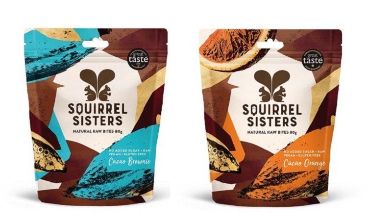 Food & Drink: Healthy snacks, Squirrel Sisters