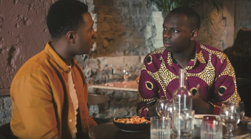 Actor Kayode Ewumi  is back for another season with his BBC sitcom Enterprice