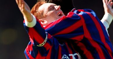 Palace legend David Hopkin on the goal that took Eagles into the Premier League in 1997