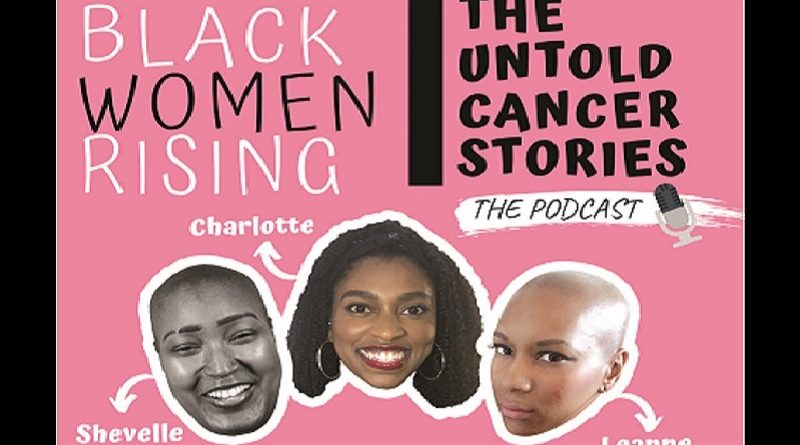 What's On: Black Women Rising- The Untold Cancer Stories Podcast