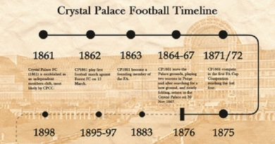 South London Memories: 'Crystal Palace'…the oldest professional football club in the world?