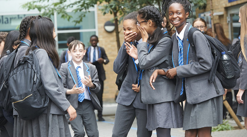 "Greenwich school judged ""requiring improvement"" six years ago could soon be ""outstanding"""