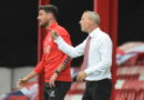 Charlton boss Lee Bowyer proud of side after spirited display during defeat at high-flying Brentford