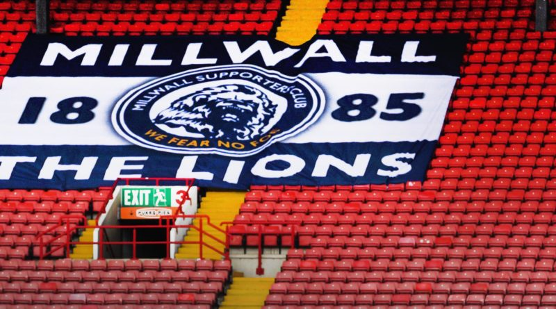 Millwall boss explains his players' full-time celebrations as Charlton put block on flag in away end