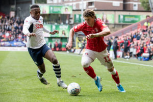 Crystal Palace linked with £10m bid for former Charlton loanee