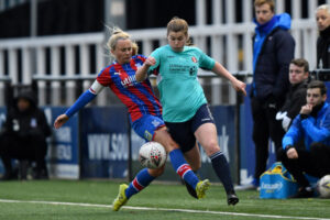 Annabel Johnson wins Crystal Palace Women's Player of the Year award