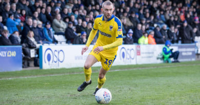 AFC Wimbledon opt to keep versatile performer as contract option exercised