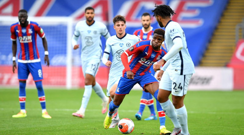 Crystal Palace star Wilfried Zaha: My goal against Chelsea not on ...