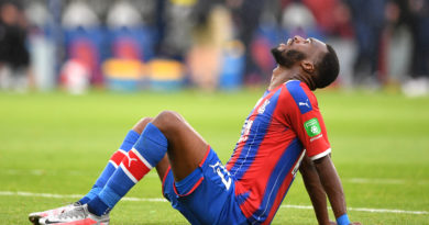 Transfer gossip: Crystal Palace striker reportedly available for £8million