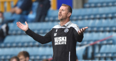 Millwall boss Gary Rowett not ready to give up on Championship play-off hopes yet
