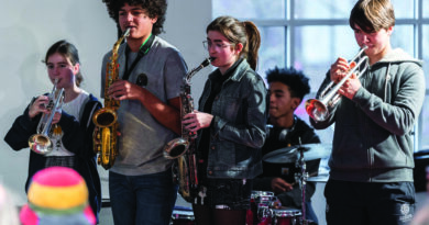National Youth Jazz Orchestra named as resident artistic company