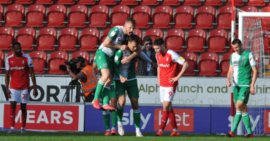 Gary Rowett reveals his half-time message as Millwall pull off victory at Rotherham