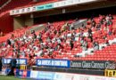 Charlton boss Lee Bowyer over the moon to see fans back at The Valley