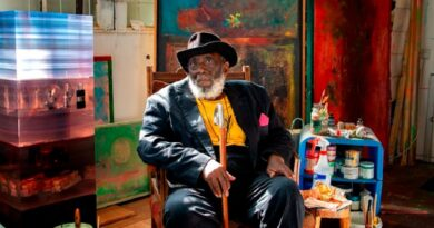 Knighthood for pioneering black artist Frank Bowling