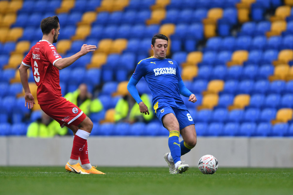 Anthony Hartigan: Newport County loan move was huge help in forcing my way back into AFC Wimbledon first-team