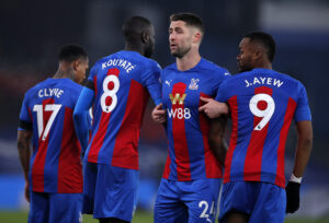 Gary Cahill 'rejects' new Crystal Palace contract – Rangers linked with deal