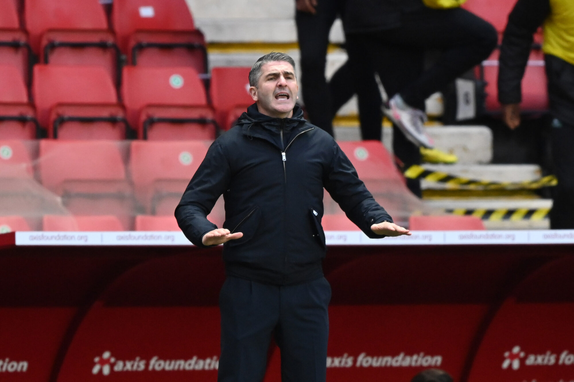 Plymouth boss Ryan Lowe: First Charlton goal should not have counted