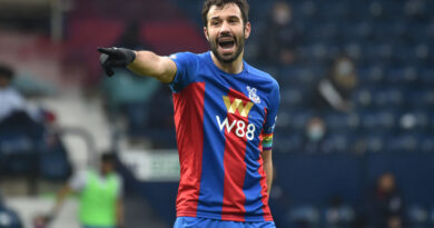 Crystal Palace skipper Milivojevic: We weren't clinical enough against Brighton