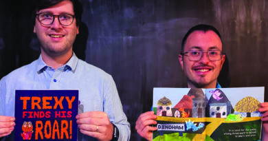 New children's book highlighting the experiences of being different, released by Brixton couple