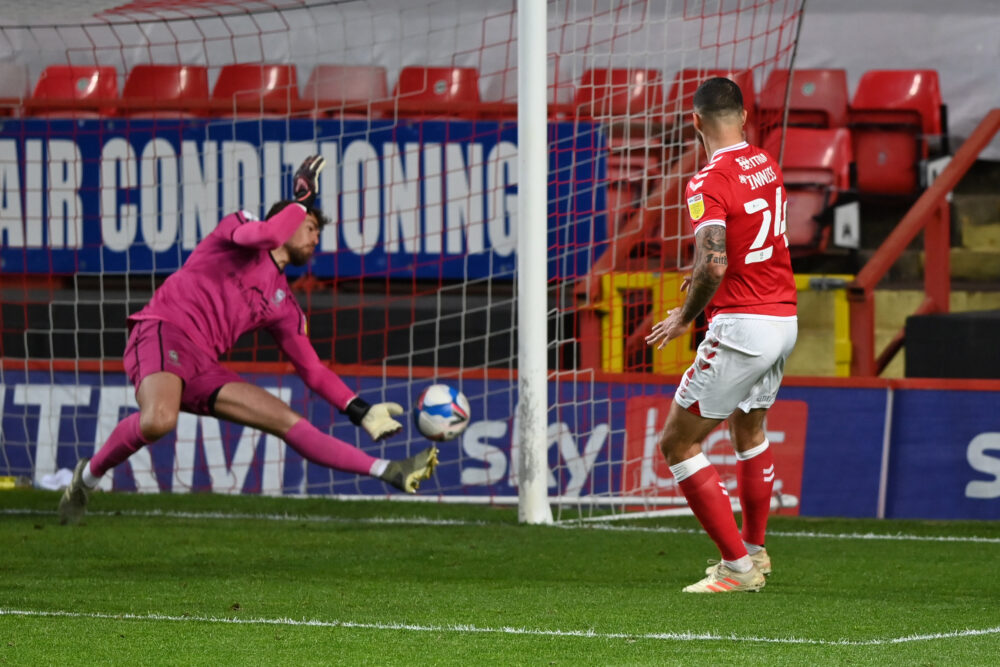 Johnnie Jackson credited with Charlton Athletic's set-piece prowess