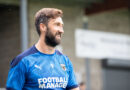 Dons scorer Ollie Palmer can't wait for the start of hostilities after warm-up defeat by Scunthorpe