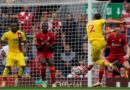 Crystal Palace defender Ward: We had chances to get a positive result at Liverpool