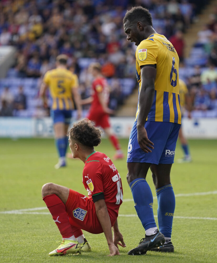 Five takeaways after AFC Wimbledon lose to Shrews – summer signing still to show his best and Woodyard a standout performer
