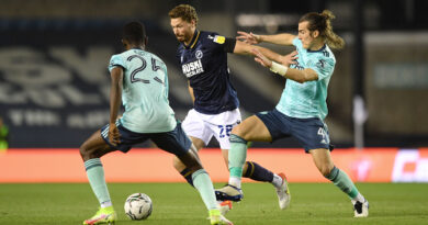 'Harsh scoreline' – Gary Rowett's verdict on Millwall's EFL Cup defeat to Leicester City