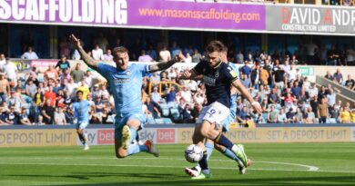 Four takeaways from Millwall's 1-1 draw with Coventry City – officials booed and George Saville chips in
