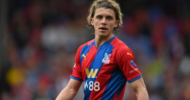 Conor Gallagher: Brighton result feels like a loss for Crystal Palace