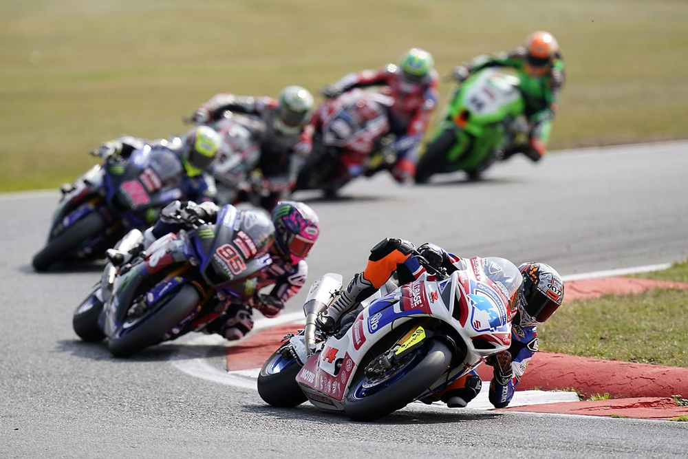 Rea pulls no punches in Snetterton dust-up