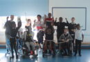 Double Paralympic medallist Oliver Lam-Watson makes school visit to mark Active London conference