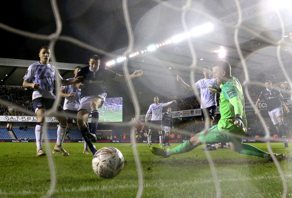 Murray Wallace has been a headline-grabber in the cups – Millwall centre-back on going so close to first senior hat-trick and facing Leicester next week