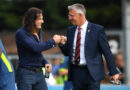 Wycombe boss: We could have got five goals against Charlton – it wouldn't have been an injustice