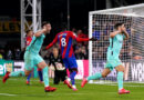 Brighton striker Maupay asked about his words with Palace's Zaha after late leveller at Selhurst Park