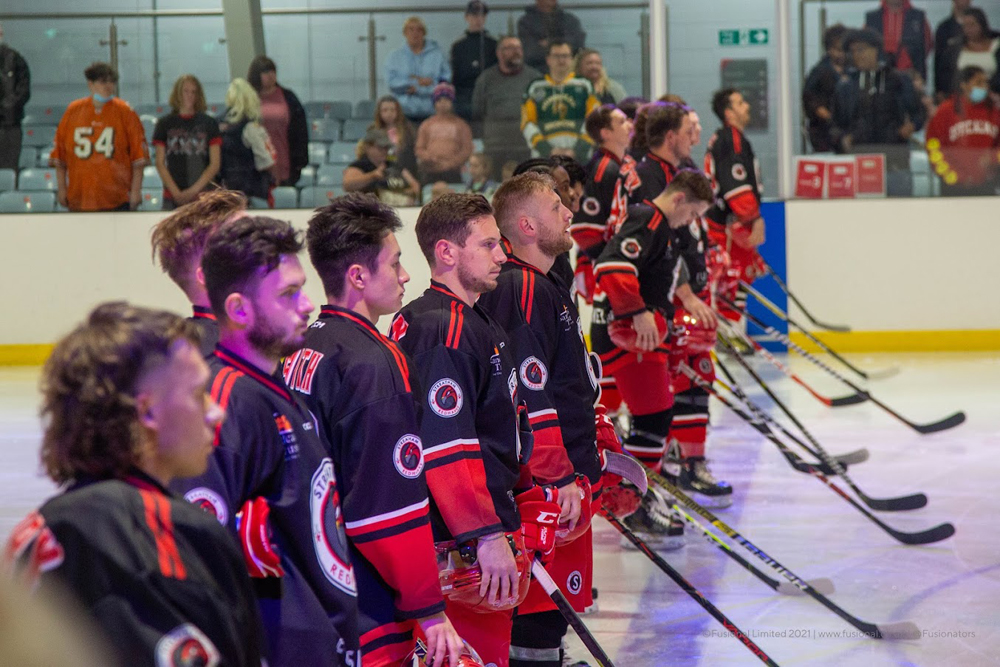 Ice-hockey: Streatham player-coach Farn remaining cautious despite back-to-back victories