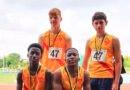 Hercules Wimbledon AC: Six track relay winners at Carshalton event