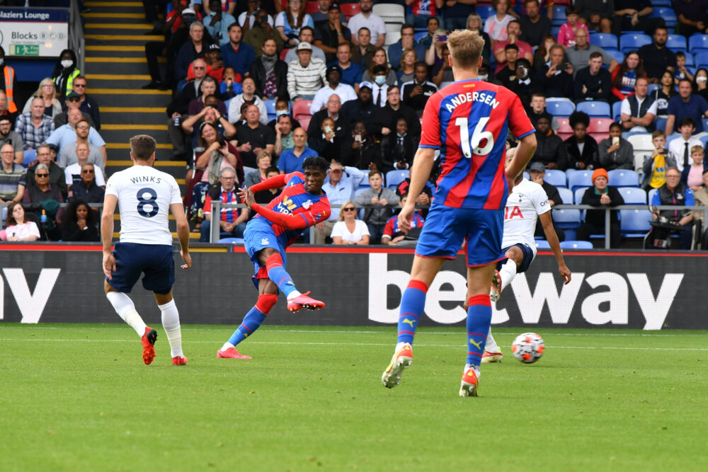 Four takeaways from Crystal Palace's 3-0 win over Tottenham – Zaha back to his best and Edouard has a debut to remember