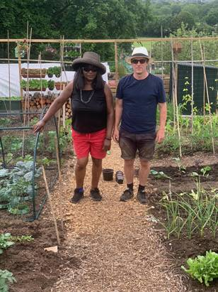 """Threats and claims of """"playing the race card"""" in a battle over greenhouses at Dulwich allotments"""