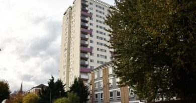 Delay to 20-storey tower denies residents 'chance of a better life'