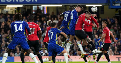 James slots home penalty shootout winner as Blues edge past Saints 4-3 in EFL after 1-1 draw after 90 minutes