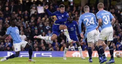 Christensen's first goal for Chelsea after 137 games sees west Londoners run riot in 4-0 win at the Bridge against Swedish outfit Malmö