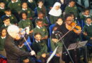 Schoolchildren bring joy and music to Southwark with day of concerts